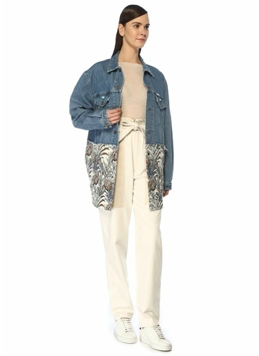 Forte Couture Ceket Renkli